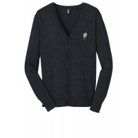 Classic Two-toned Cardigan